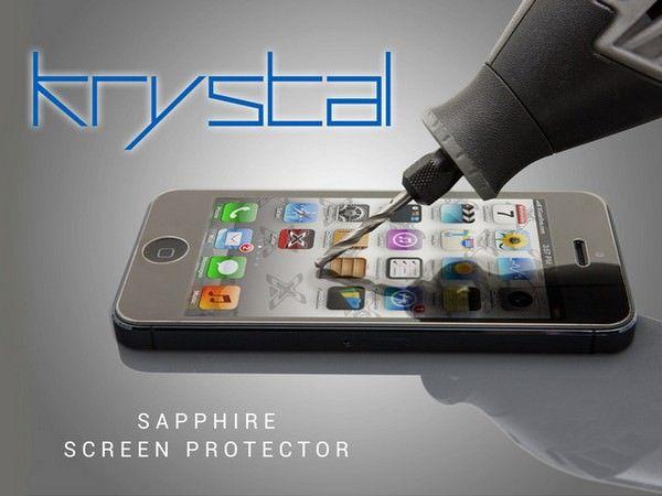 устройства Apple будут защищены сапфировым стеклом