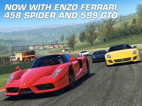 Вышло обновление Real Racing 3