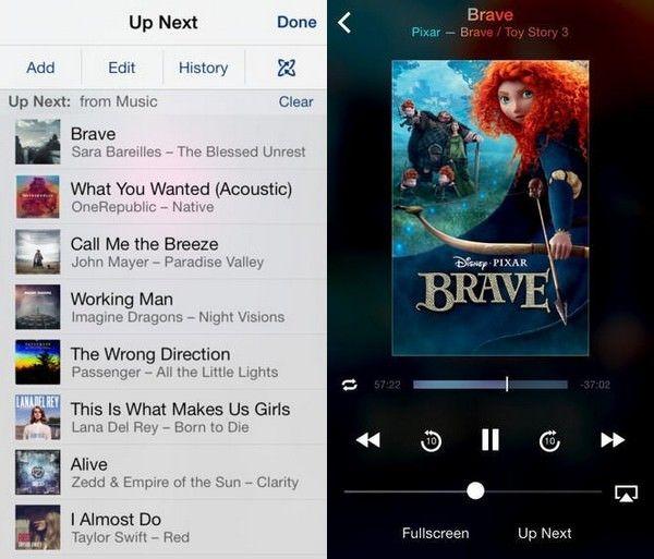 Remote для iOS 7