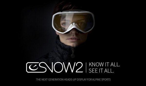 Recon Snow 2 – горнолыжная маска