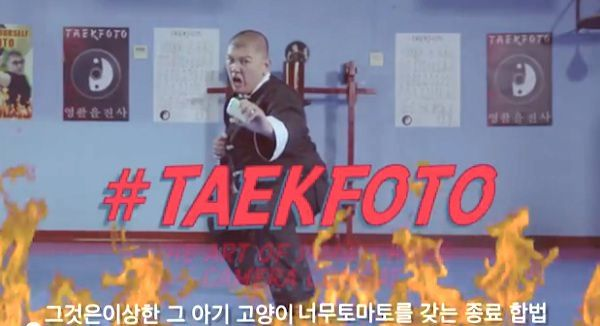 taekfoto - новая реклама nokia lumia