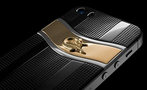 caviar unico segnatura iphone 5s
