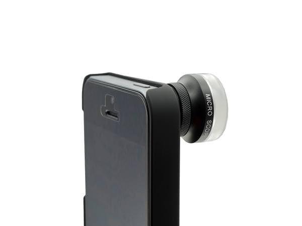 макрообъектив для iPhone 5s от usbfever