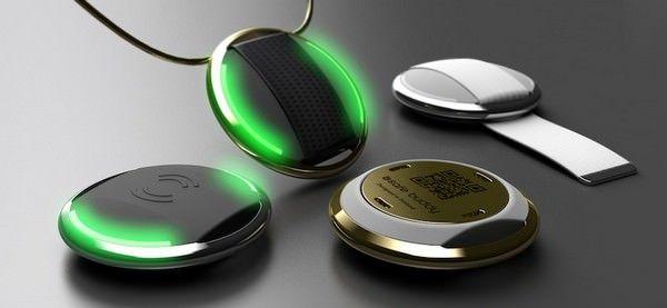 BiiSafe Buddy - аксессуар-сигнализация для смартфонов