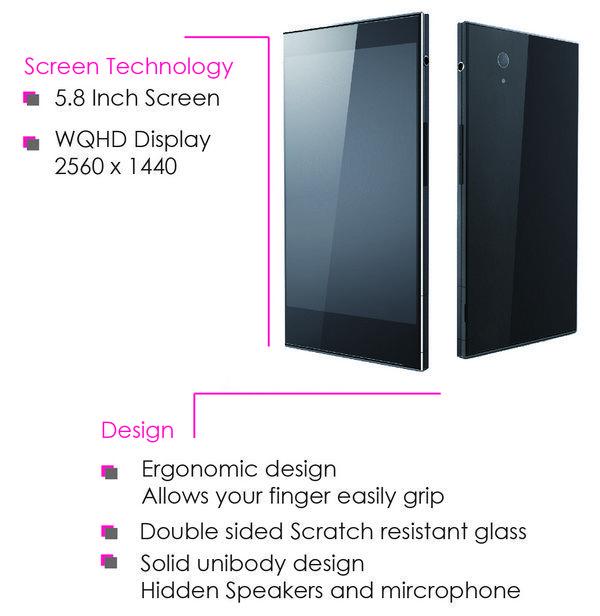 Project S - идеальный смартфон