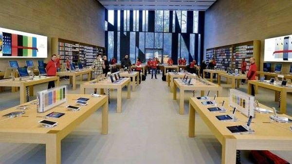 Apple Store в Германии