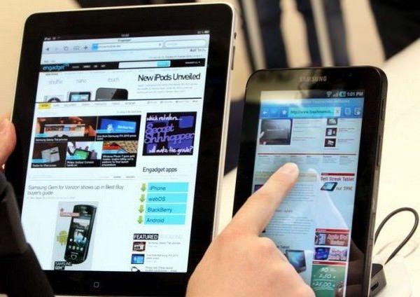 Выбор рабочего планшета: iOS против Android