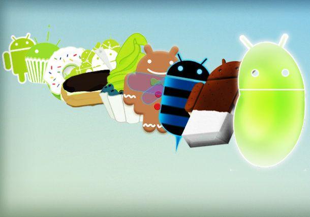 Смартфоны Android устаревают на программном уровне