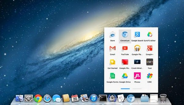 приложения Google Chrome уже доступны на Mac