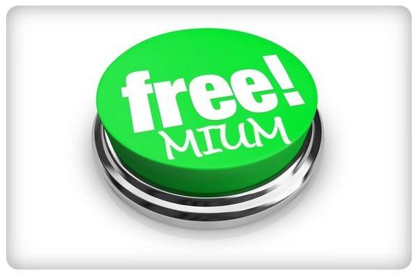 Бизнес-модель Freemium