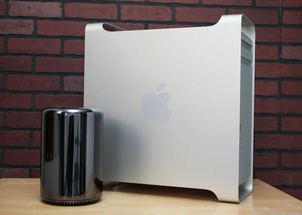 размеры Mac Pro