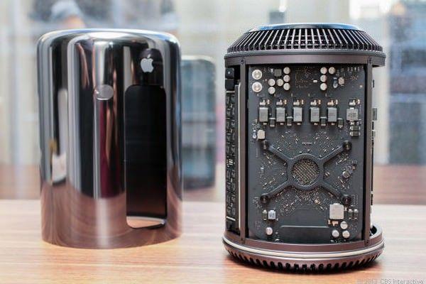 Процессор Mac Pro 2013 можно заменить