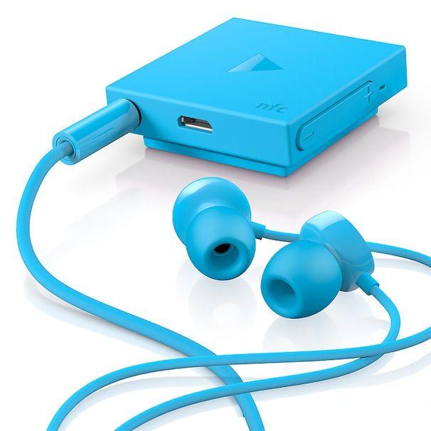 Гарнитура Nokia в стиле iPod Shuffle