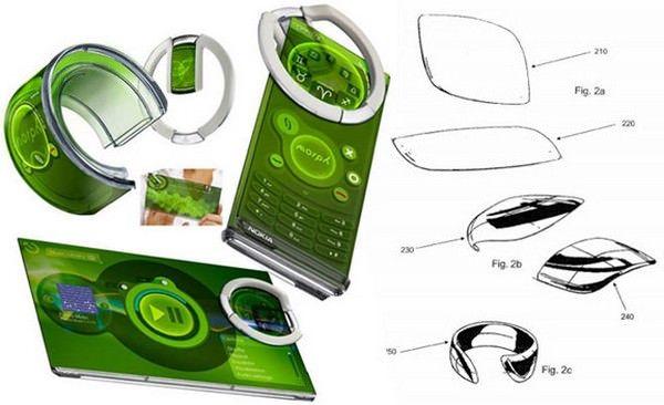 Nokia адаптировала технологию Kinetic