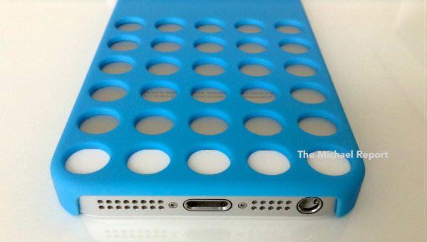 iPhone 5s, отмененный чехол