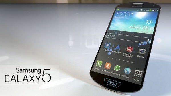Samsung Galaxy S5 оснастят сканером сетчатки глаза