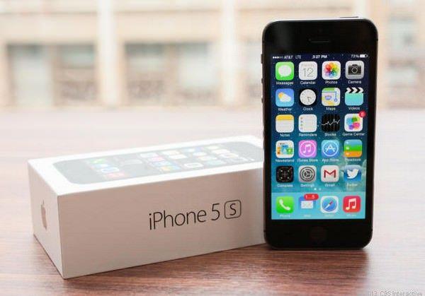 Apple может продать 175 млн iPhone 5s