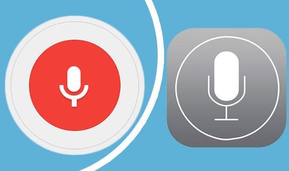 Siri против Google Now