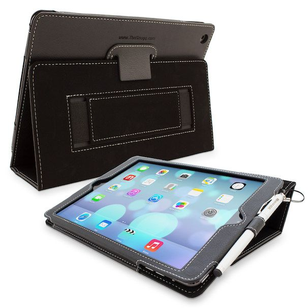 Snugg iPad Air Case Cover и Flip Stand