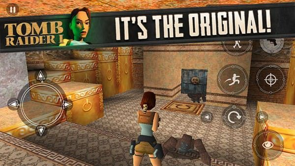Оригинальный Tomb Raider I