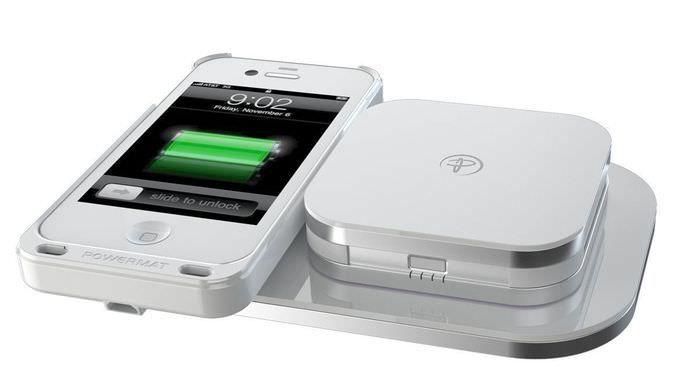 Беспроводная зарядка от Apple