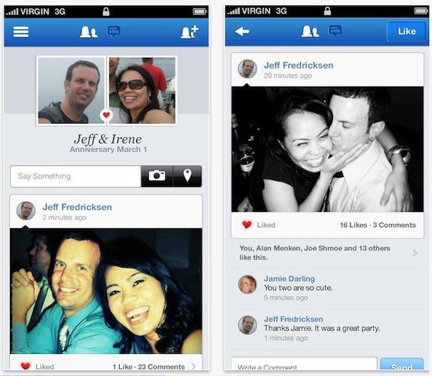 Zoosk для iPhone и iPad