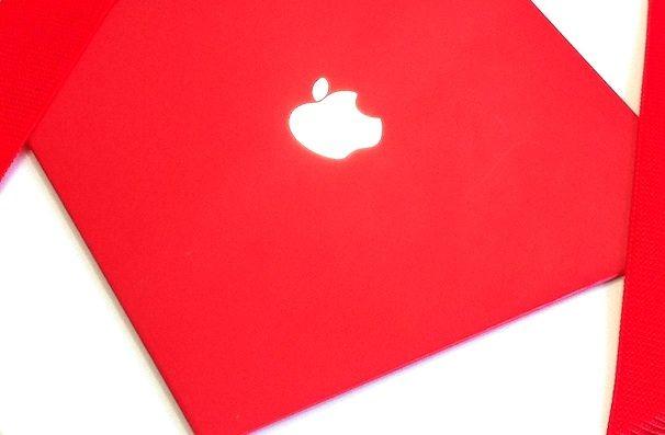 подарки apple на Рождество и Новый год
