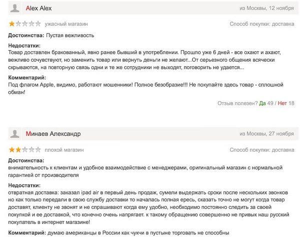 Apple Store на Яндекс.Маркет