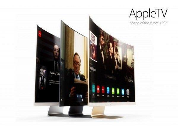 Концепт Apple TV (iTV)