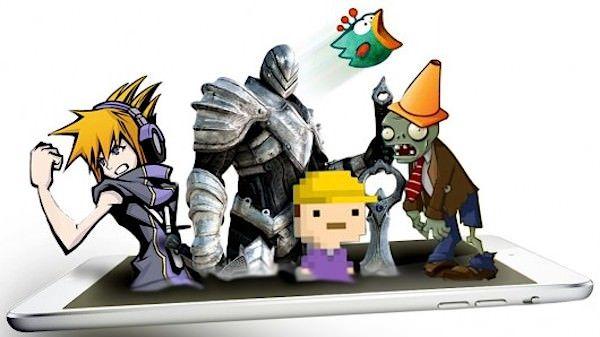лучшие игры для iPhoneи и iPad