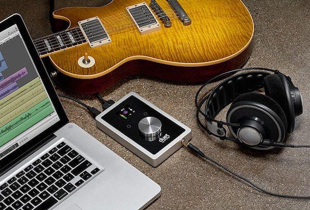 создание музыки на Mac