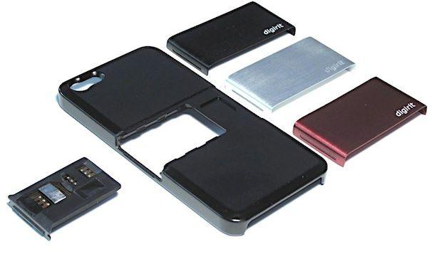 digirit sim case iphone-5s