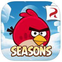 обновление спецсерии Angry Birds Seasons