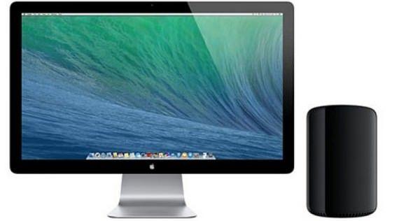 Mac Pro лишь на 8% быстрее iMac