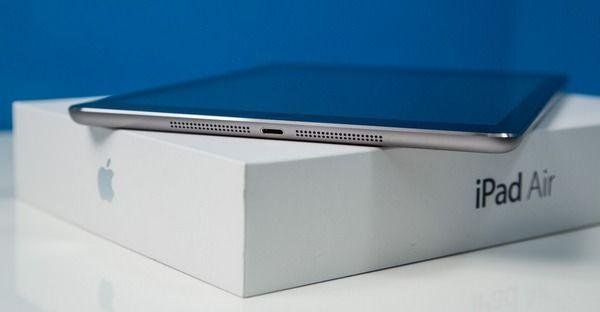 Объемы продаж новых iPad в IV квартале