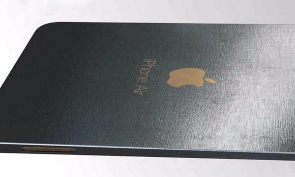 Концептуальный iPhone Air