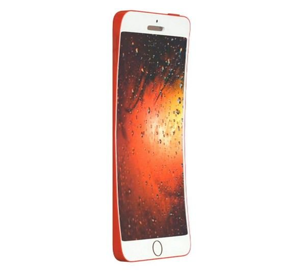 Концепт iPhone 6c с изогнутым 5-дюймовым экраном
