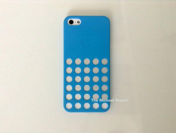 А это, если верить источнику, фотография отмененного чехла для iPhone 5s, выполненного в том же стиле.