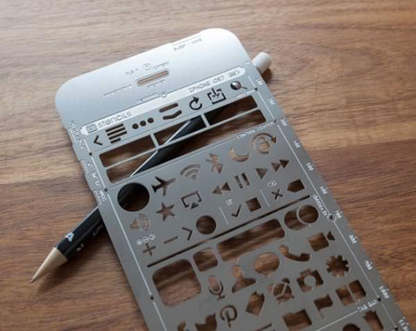 iPhone_Stencil