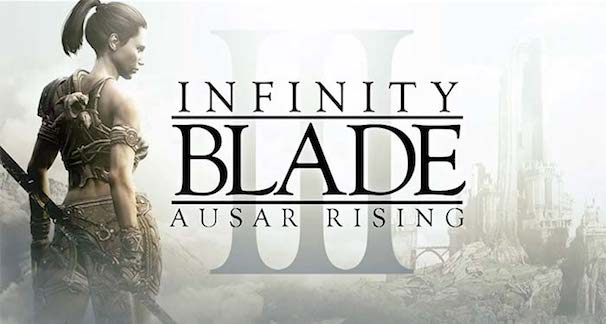 infinity blade 3 ausar rising update