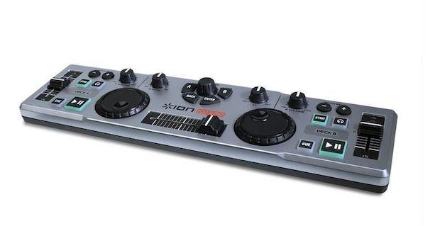 ion audio диджейский пульт для iPad