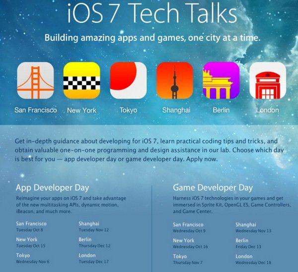 Apple опубликовала видео и слайды
