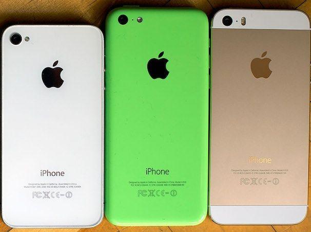 iphone 4s iphone 5c iphone 5s