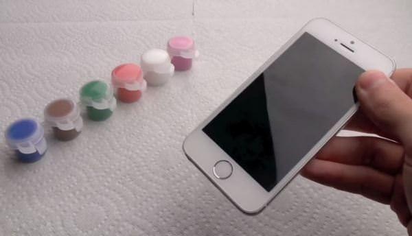 Революционный способ изменения цвета iPhone 5s