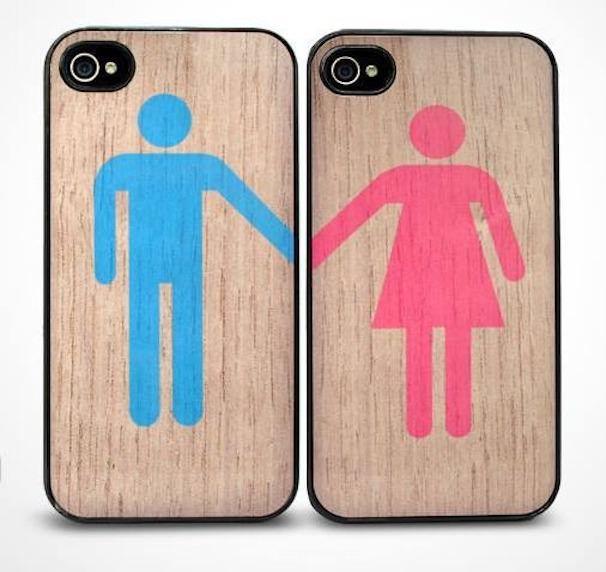 чехлы для iPhone для пары