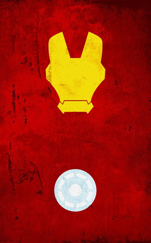 Iron Man обои iOS