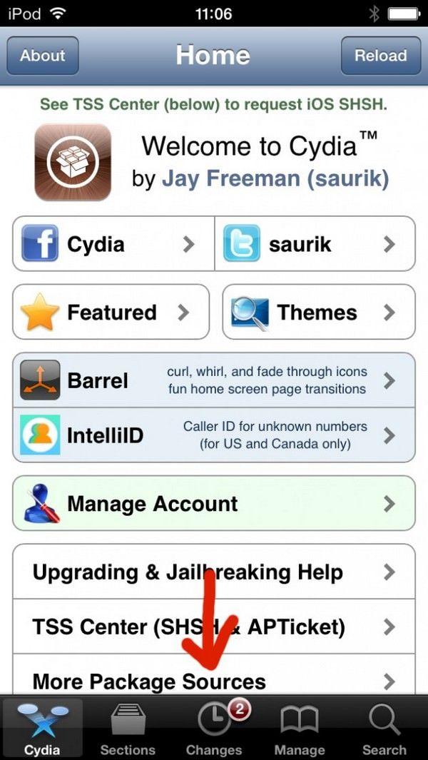 Как сделать отвязанный джейлбрейк iOS 6.1.3-6.1.5