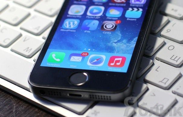 джейлбрейк iOS 7 на iPhone 5s и iPad Air