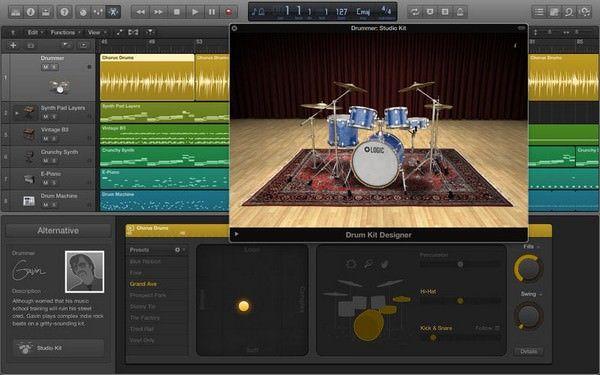 Apple выпустила новое обновление для Logic Pro X