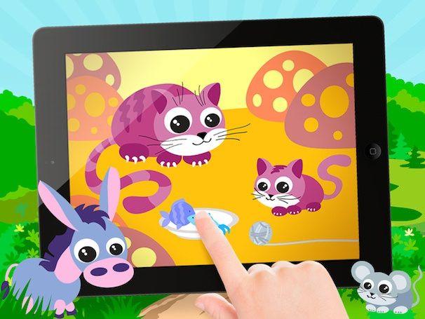 Мами Нями для iPhone и iPad